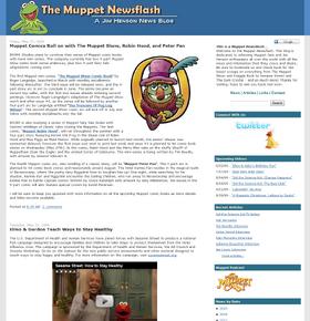 MuppetNewsflash