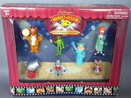 Muppetvision 3d 2004 disney parks pvc set 1