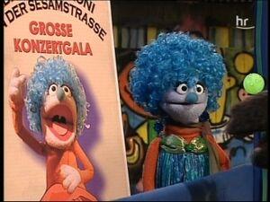 Unknown Muppet