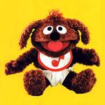 BabyRowlf-Puppet