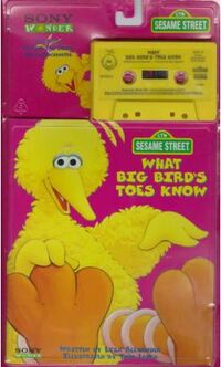 What Big Bird's Toes Know