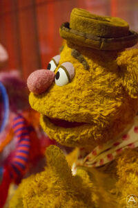 Center for puppetry arts fozzie 2