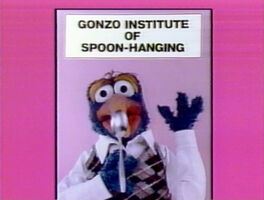 Gonzo Institute of Spoon-Hanging