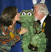 Kiss Oscar Cheryl Henson