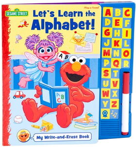 Lets learn the alphabet write