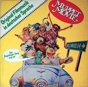 MuppetMovie-GermanSoundtrack-1979