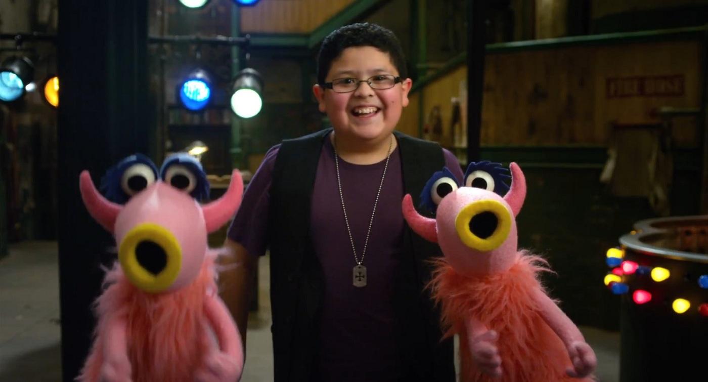 Rico Rodriguez | Muppet Wiki | FANDOM powered by Wikia