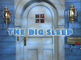 203 The Big Sleep