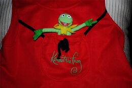 Danskin 1979 kermit dress 2