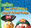 Bert and Ernie's Great Adventures: Pirates and Other Stories