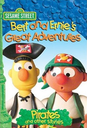 Dvd.Bert.Ernies.Great.Adventures.Pirates