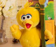 Fisher-price 1999 pose-a-pal plush big bird 2