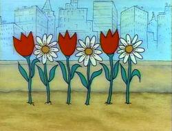 Flowerpattern