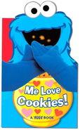 Me Love Cookies!