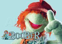 Poster Fraggle Rock-Boober