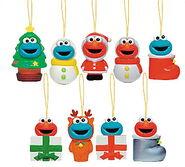 Sanrio ornaments 2005