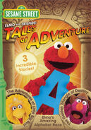 Elmo and Friends: Tales of Adventure