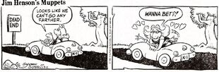 The Muppets comic strip 1982-03-12