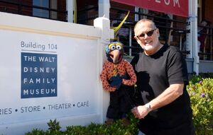 Dave Goelz Walt Disney Museum
