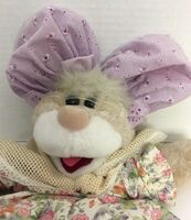 Great grandmother bunny puppet 2