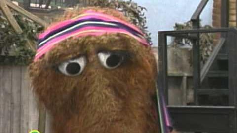Sesame Street The Snuffle Shuffle