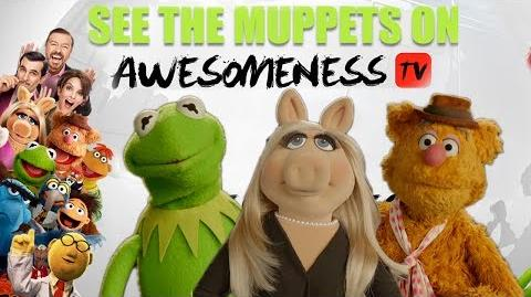 The Muppets on AwesomenessTV
