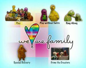 Wearefamily-dvdmenu
