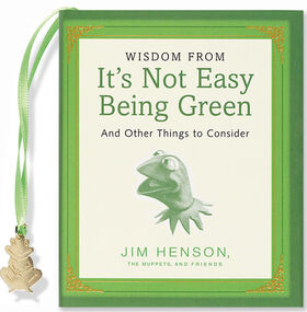 Wisdom-being-green