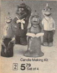 1977 muppet candle kit