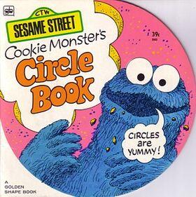 Cookiemonsterscirclebook