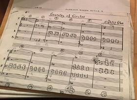 Geometry of Circles sheet music