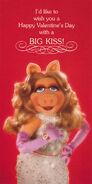 Hallmark 1983 valentines set piggy 2