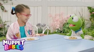 Kermit's Cookie Caper Muppet Babies Play Date Disney Junior