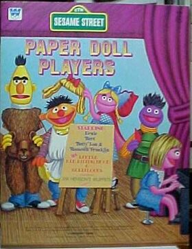 Sesame-paperdollplayers