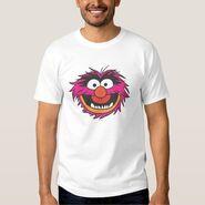 Zazzle animal head shirt