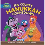 The Count's Hanukkah Countdown