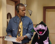 David Alan Grier and The Count