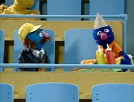 Grover and Mr