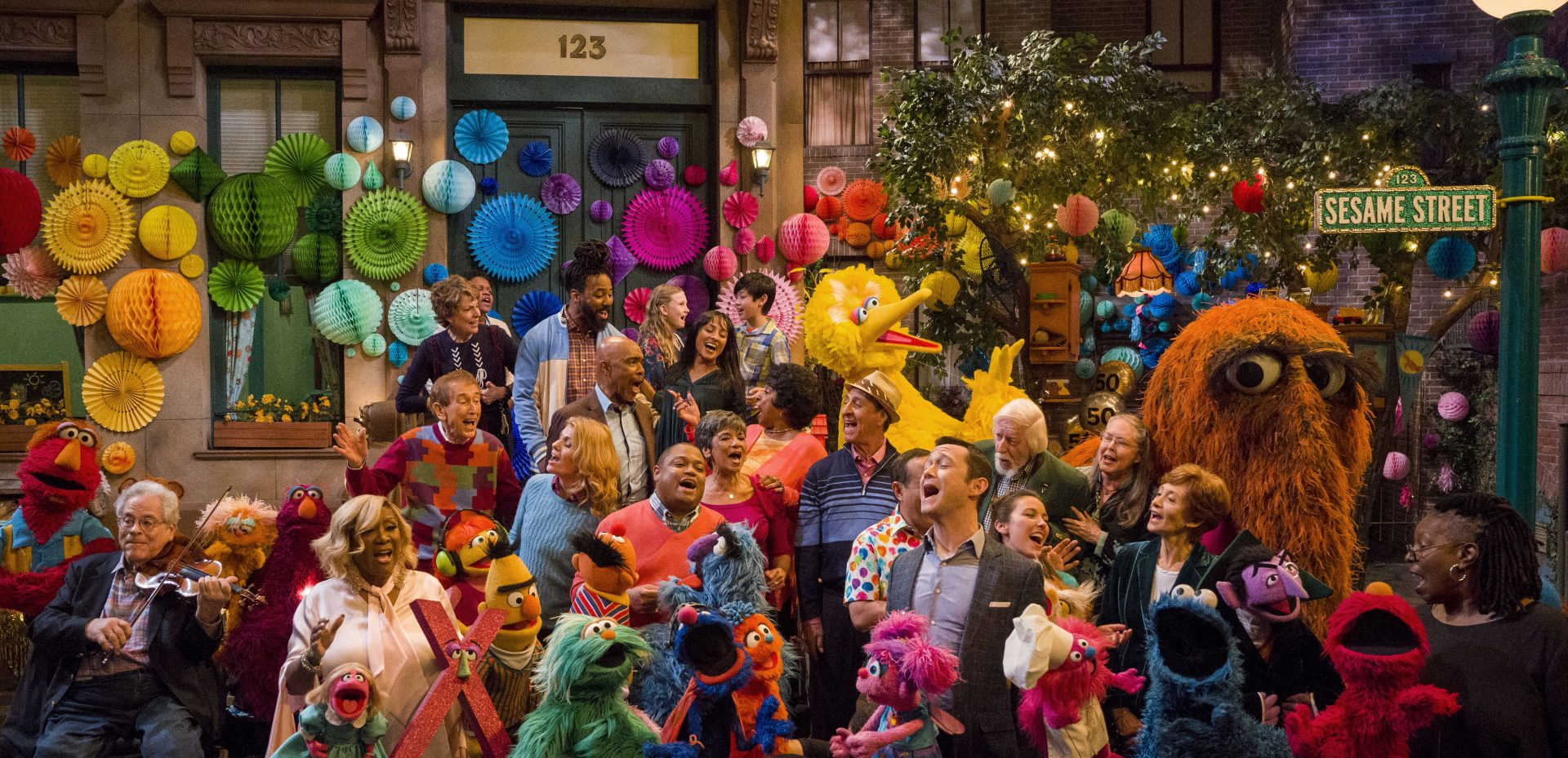 Sesame Street 50th anniversary special | Muppet Wiki