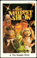 Sweden swap gum cards 9 the muppet show