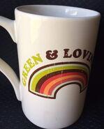 Disney store europe kermit mug 2