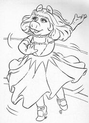 Muppets Rizzo Coloring Pages great muppets in american history