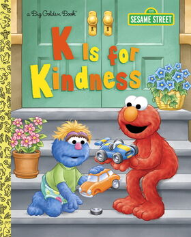 K is for kindness book
