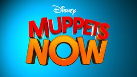 Muppets Now Logo