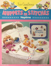 Muppets in Stitches Naptime front