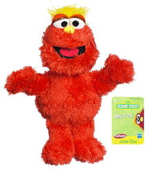 Sesame street mini plush murray 2011
