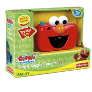 Sing and giggle camera