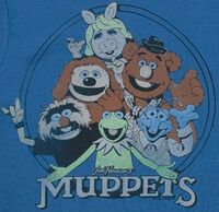 Tshirt-fadedmuppets