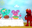 Elmo's World: Thanksgiving