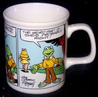 Enesco 1983 comic strip mug 3